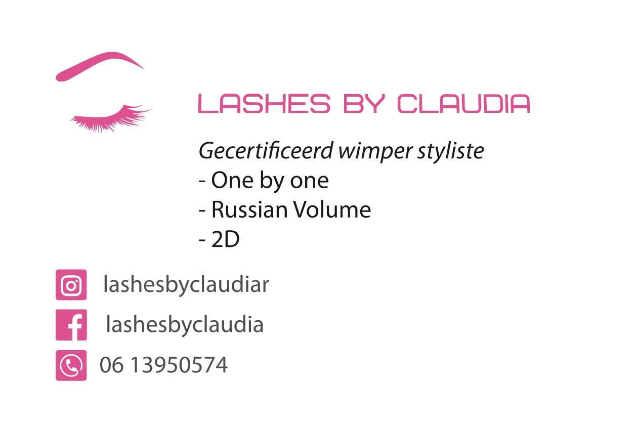 Lashes by Claudia